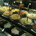 Eat Healthy at the Salad Bar