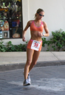 Talli van Sunder Running
