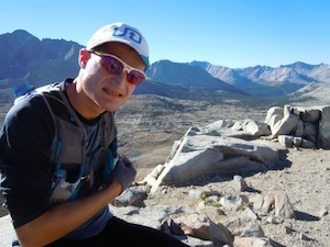 Adventure Running In Pursuit of Rugged and Wild Talk in October 2014